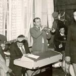 Саша Курдюмов (Ручка), Леня Бурд, Сокол, Бодникевич, Вадик Щеголевский