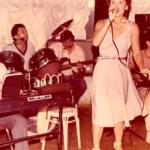 Халтура - Масик, Барабанщика звали Валера (работал со мной немного в ресторане Братислава)Басист известный парень, работал со мной после Жоры Спирина, его товарищ, не помню как зовут , певица Люда (фамилии не помню) и Игорь Парфирьев.
