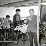 свадьба на Ленпоселке. Виля Ващенко, Вася Осипенко, Влад Ващенко, Саша Суетов, Толик Кузнецов 1974г