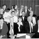 Вечер памяти Болотинского. Одесская филармония 1997г