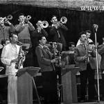Городской студенческий оркестр. Сакс. Ян Израилит, Натан Малис