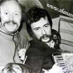 Петя Ройтман и Влад Ващенко..