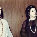 Оксана Пантюхина и Ольга Акопова.
