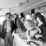 1980г. Дудинка, Енисей,т/х М.Кутузов.