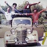 «Одесские ребята» на моём (Влада Ващенко) Москвичике, 1980 год