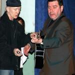 Игорь Герман и Слава Бобков - 5 лет клубу Самара-Шансон, 20 апреля 2007 года
