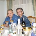 Геннадий Жаров и Ефим Шуб