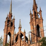 Приход Пресвятого Сердца Иисуса римско-католической церкви латинского обряда (костел)