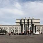 Площать Куйбышева - Оперный театр