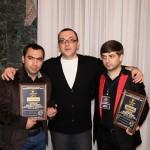 Лауреаты номинации Кавказский шансон