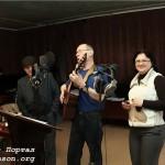Аркадий Сержич, Александр Заборский и Катя Дроздовская