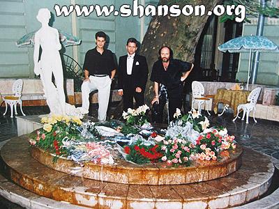 Гостиница Лондонская, Влад Ващенко и музыканты