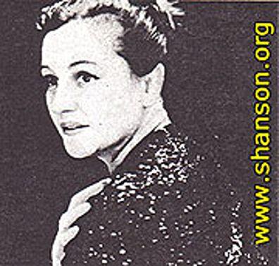 Вера Георгиевна Белоусова-Лещенко. 1969 год, Москонцерт