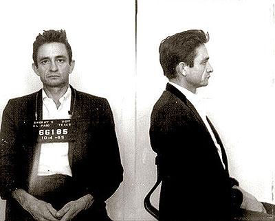 Джон Кеш. Тюремный архив.
