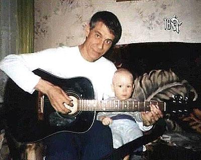 Владимир Волжский с сыном