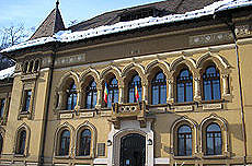 Театр Брашов