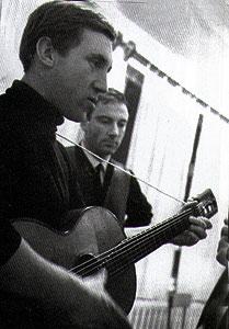 В. Высоцкий и В. Ханчин