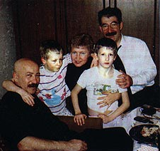 Александр Розенбаум в гостях у Юрия Лювшица
