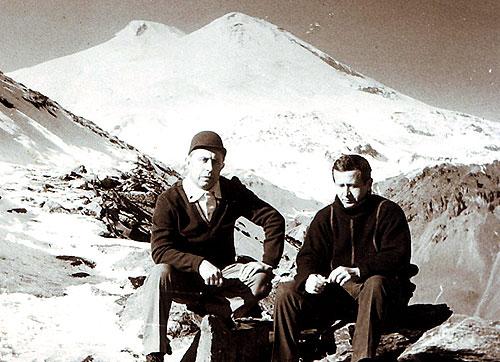 На Кавказе, Борс Котлярчук справа