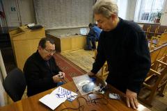 Алексей Дулькевич и Павел Столбов