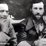 Алеша Димитриевич и Владимир Высоцкий
