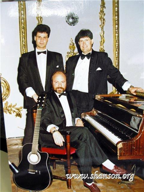 В Лондонской апрель 1994г..