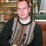 Дмитрий Завильгельский после премьеры в Доме журналистов