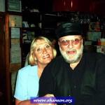 Михаил Гулько с женой Татьяной
