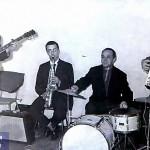 Одесский ансамбль Бородачи - середина 60-х