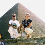 Египет, пирамиды фараонов