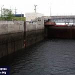 Шлюз Жигулёвской ГЭС