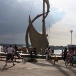 1-я очередь набережной р. Волга