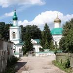 Ясная поляна - Храм Николая Чудотворца (конец 17 века)