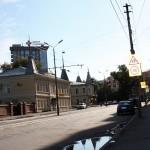 Улица Самарская, гостиница Европа
