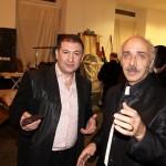 Борис Шварцман и Жора Гриф