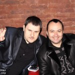 Владимир Головачев и Максим Кравчинский