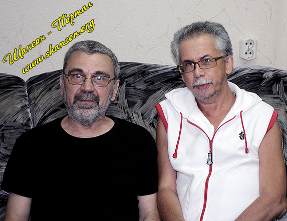 Константин Казанский и Ефим Шуб