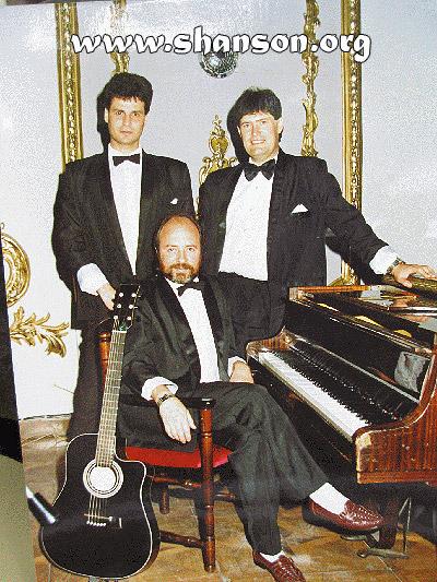 Гостиница Лондонская, Влад Ващенко с музыкантами