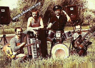 Одесские ребята - 1980 год