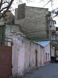 Мясоедовская улица в Одессе