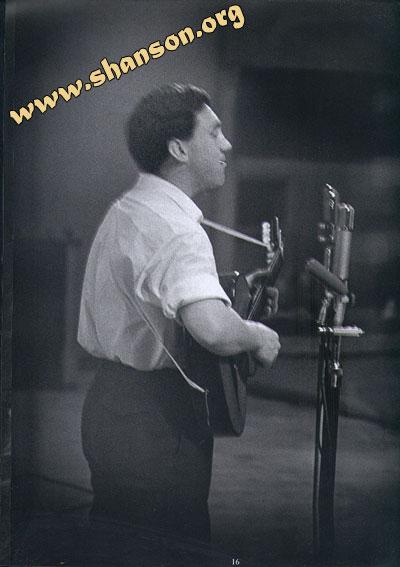 В. Высоцкий в куйбышевской филармонии, 24.05.1967