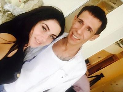Алена Андерс и Алесей Панин