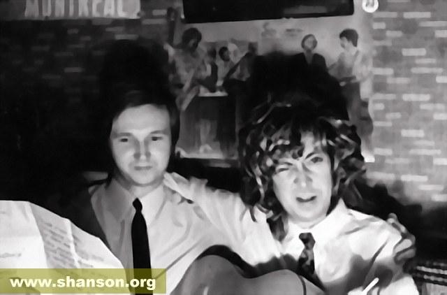 В. Ефимов и А. Северный, окт. 1974