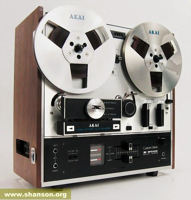 AKAI-200d