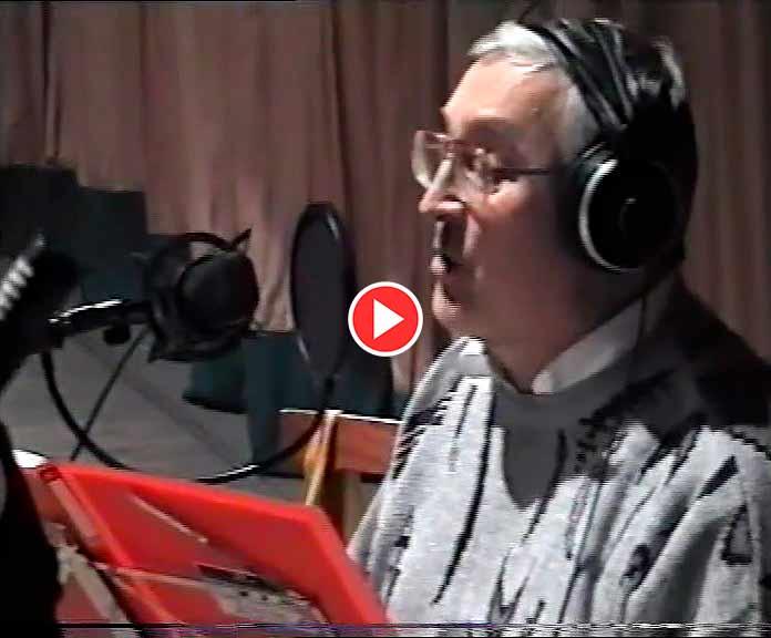 Константин Беляев. Фрагмент записи казанского альбома